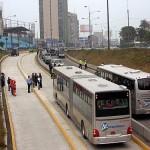El Metropolitano, transporte público en Lima