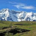 Trekking y senderismo en la montaña Ausangate
