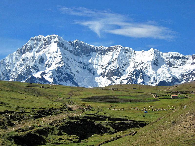 Montaña Ausangate