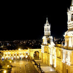 Vida nocturna en Arequipa