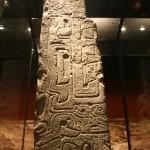El Obelisco Tello en Chavín de Huantar
