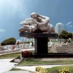 Parque del Amor, celebración de lo romántico