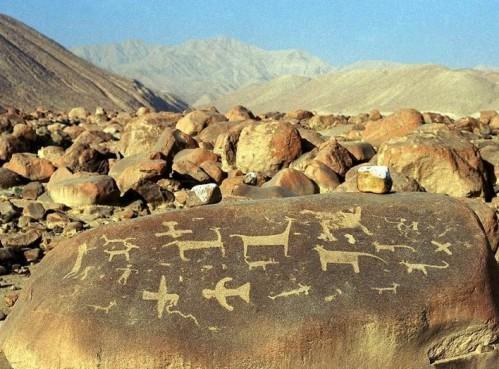 Petroglifos de Miculla