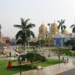 La Plaza de Armas de Trujillo
