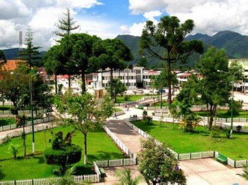 Plaza de Oxapampa