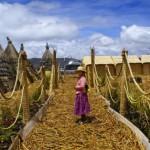 Puno, a orillas del Lago Titicaca