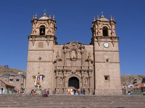 Puno, catedral
