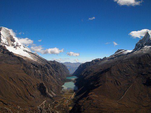 Quebrada de Llanganuco