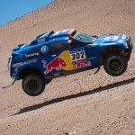 El Rally Dakar 2013 pasará por Perú