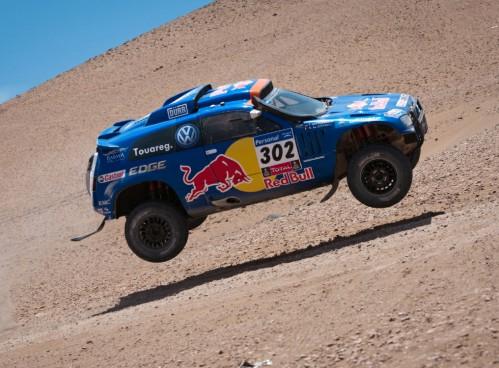 Rally Dakar en Peru