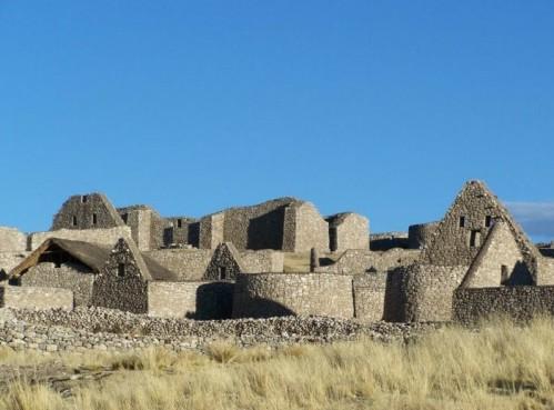 Ruinas de Kanamarca