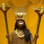 La Señora de Cao, símbolo de la cultura mochica