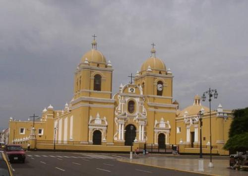 Trujillo en Peru