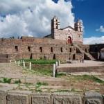 Vilcashuamán, antigua ciudad de los incas