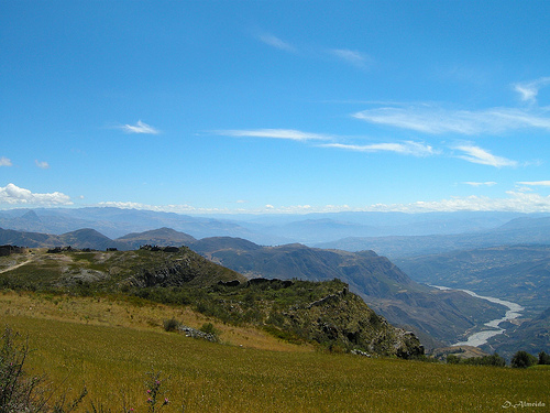 Vistas desde Huamachuco
