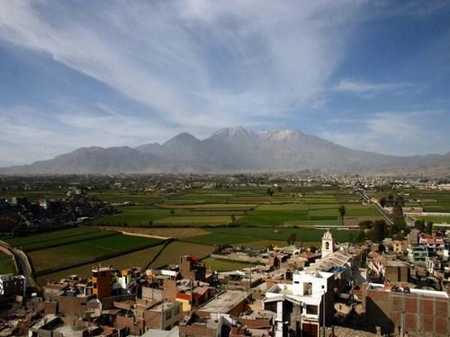 Volcan Pichu Pichu