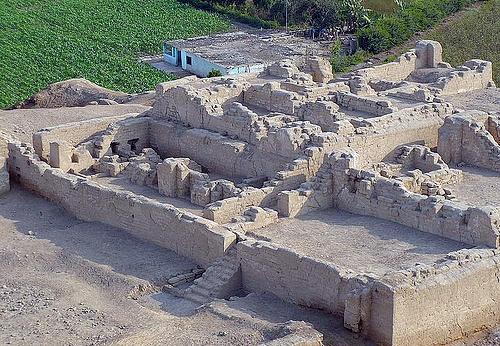 Huaca La Centinela