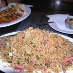 Cómo hacer arroz chaufa