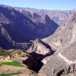 El cañón de Cotahuasi, en Arequipa