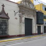 La Casa Ganoza Chopitea, en Trujillo