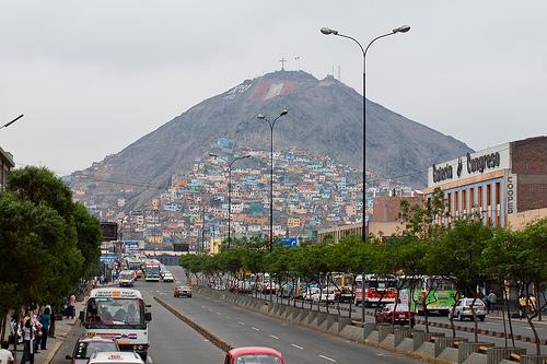 Cerro San Crsitóbal