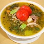 Chairo, la sopa típica de Perú