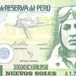 Medidas de seguridad de los billetes en Perú