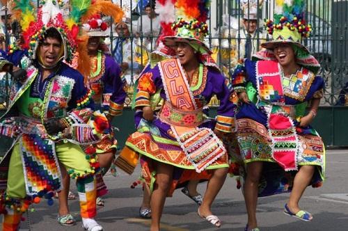El Carnaval de Juliaca