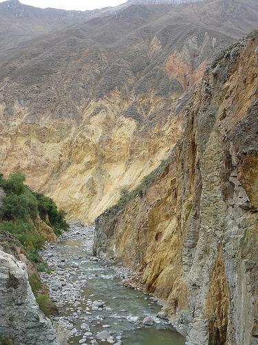 El Rio Colca