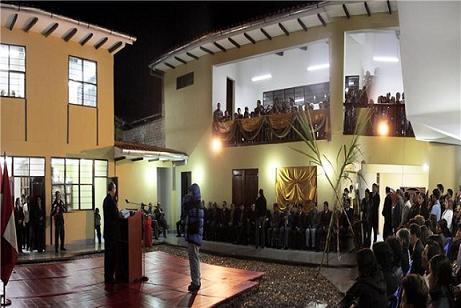 Escuela de Bellas Artes de Chachapoyas
