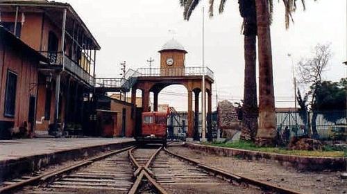 Estación de tren Tacna Arica