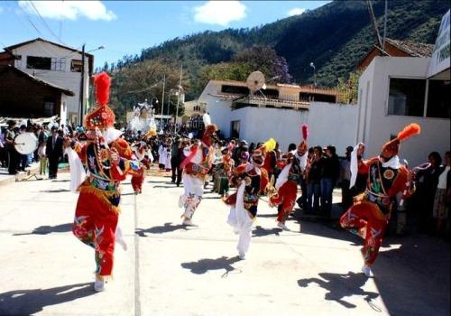 Fiestas en Chincheros