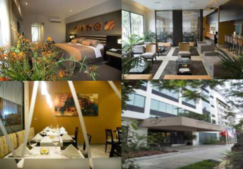 Hotel Foresta & Suites