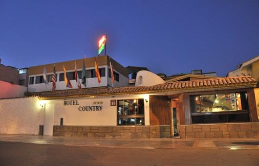 Hotel Country en Trujillo
