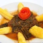 Huatia, tradicional receta peruana