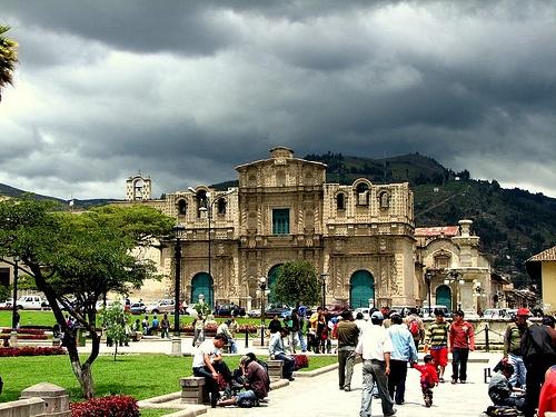 Catedral de Cajamarca