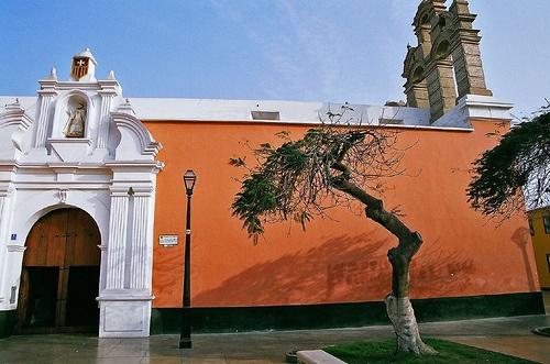 Iglesia de la Merced en Trujillo