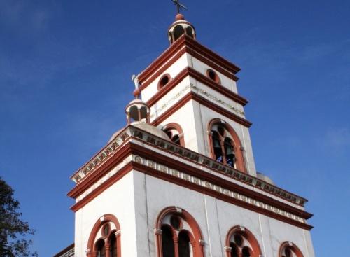 Iglesia de Santa Clara en Trujillo