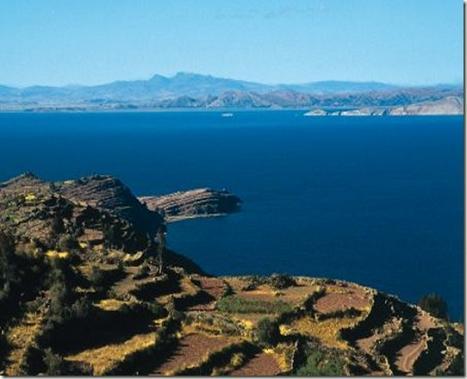 Isla Titicaca