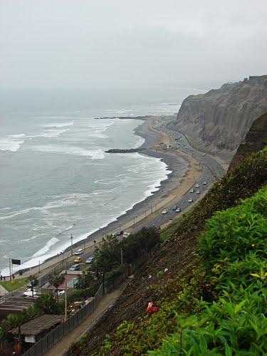 La Costa de Perú