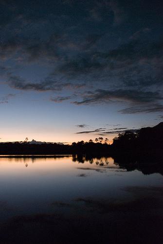 Lago El Milagro