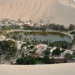 Oasis de Huacachina y sus increíbles escenarios