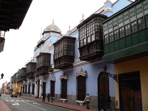 Palacio del Marqués de Osambela