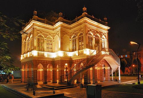 Palacio Morisco en Lima