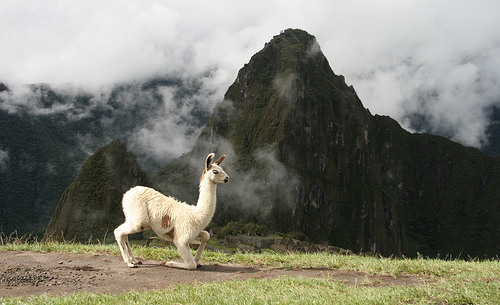 Perú patrimonio de la Humanidad