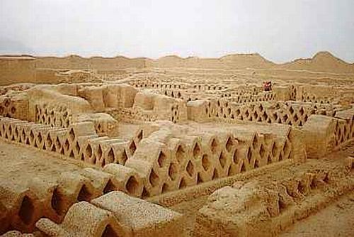 Ciudad arqueologica de Chan Chan