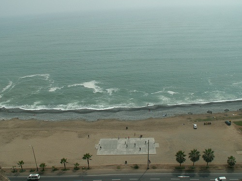 Playas en Lima