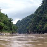 El Pongo de Manseriche del Río Marañón