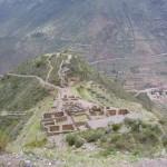 Visitar las ruinas de Pisac