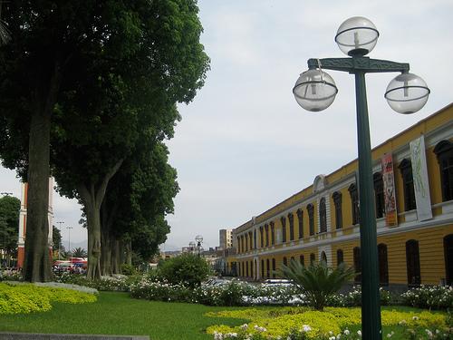 Museo de Arte del Centro Cultural San Marcos